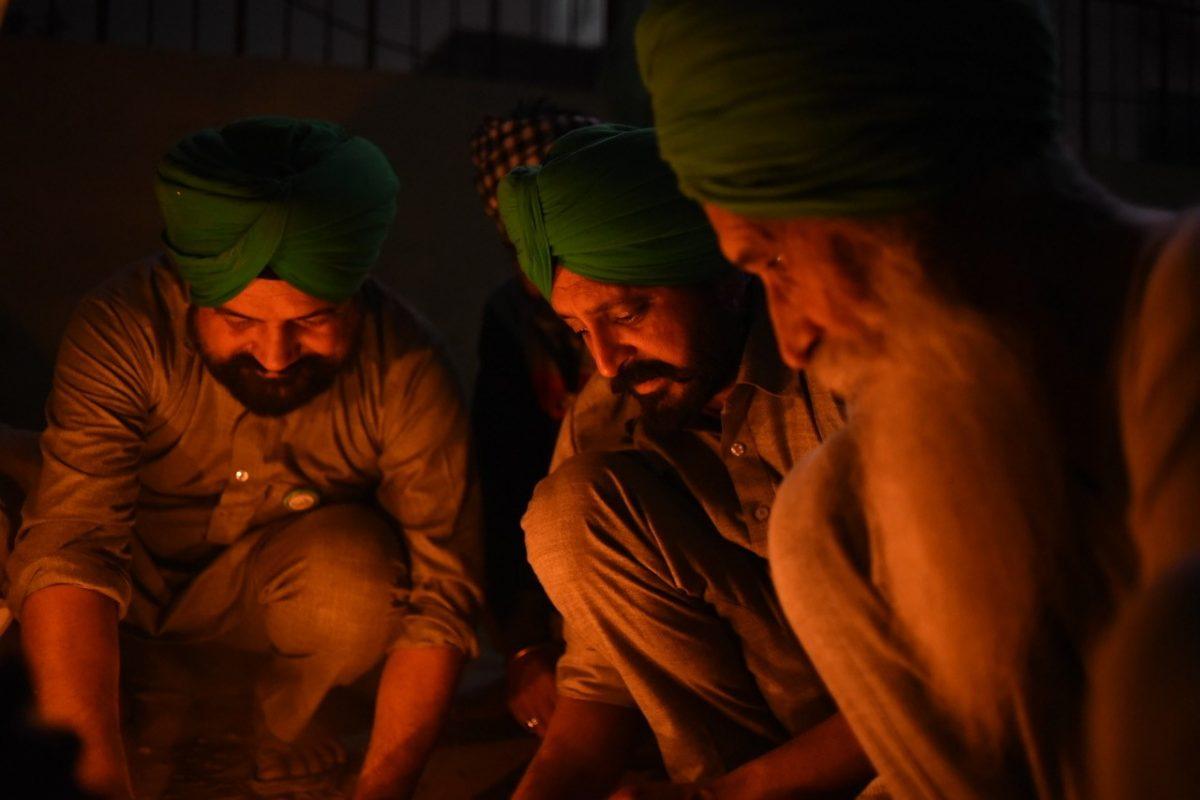 Indian farmers' protest: Peacefulness and KU graduate's flourishing paper