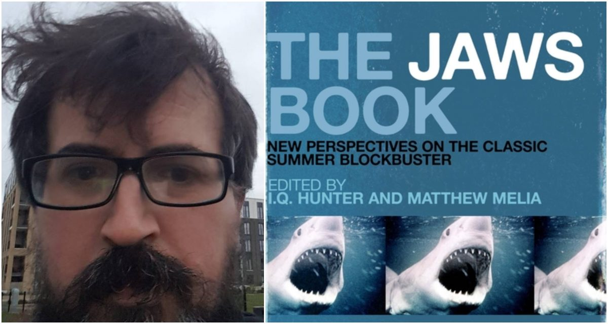 Jaws: KU lecturer offers new perspectives on blockbuster