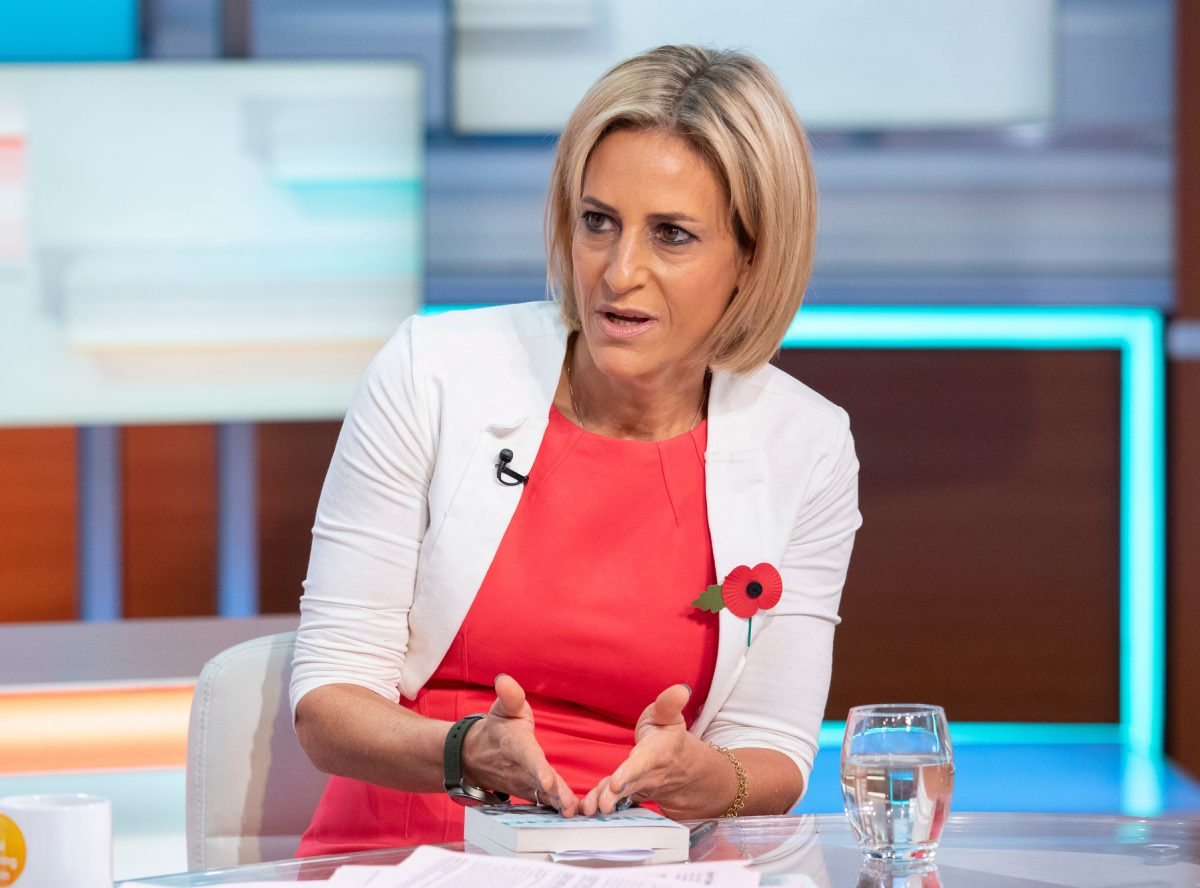 Emily Maitlis to answer your questions