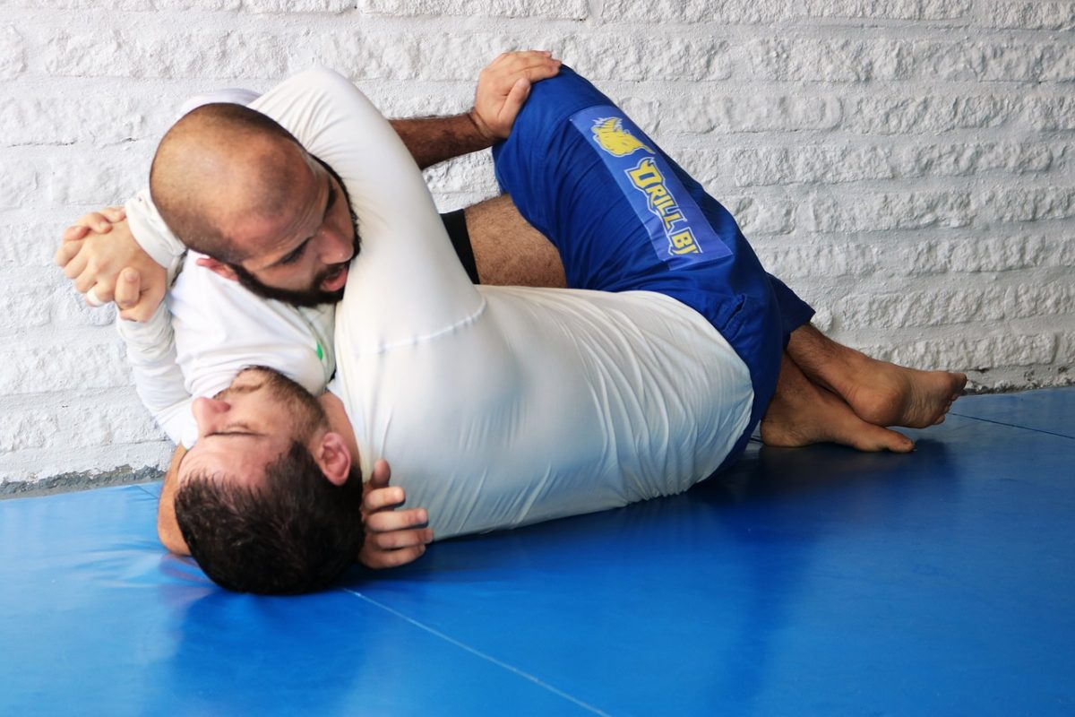 Zoom sessions allow Jiu Jitsu training to continue