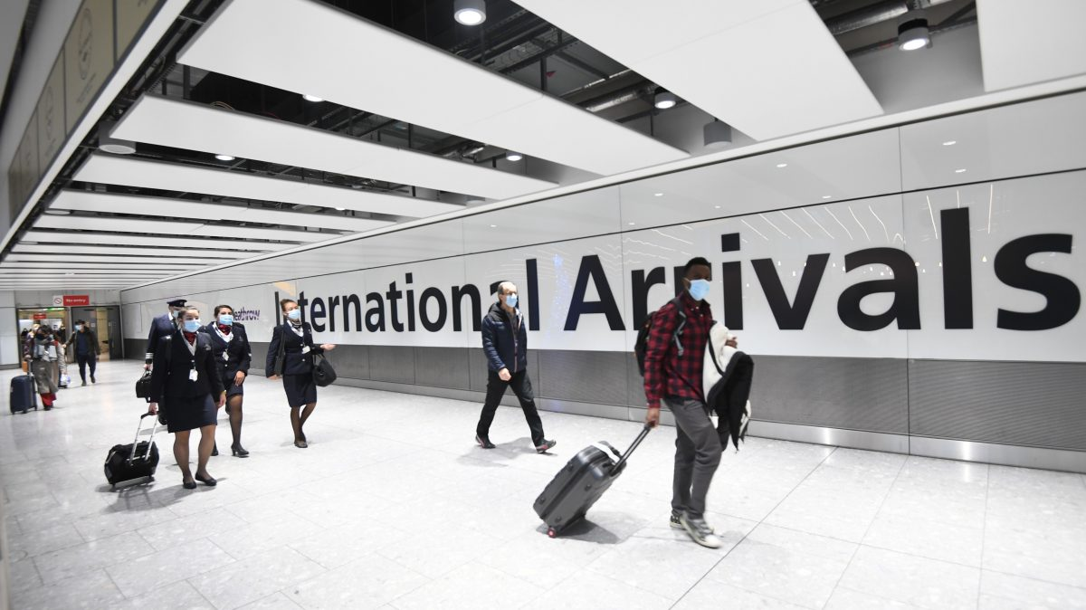 KU international students undecided on return to UK