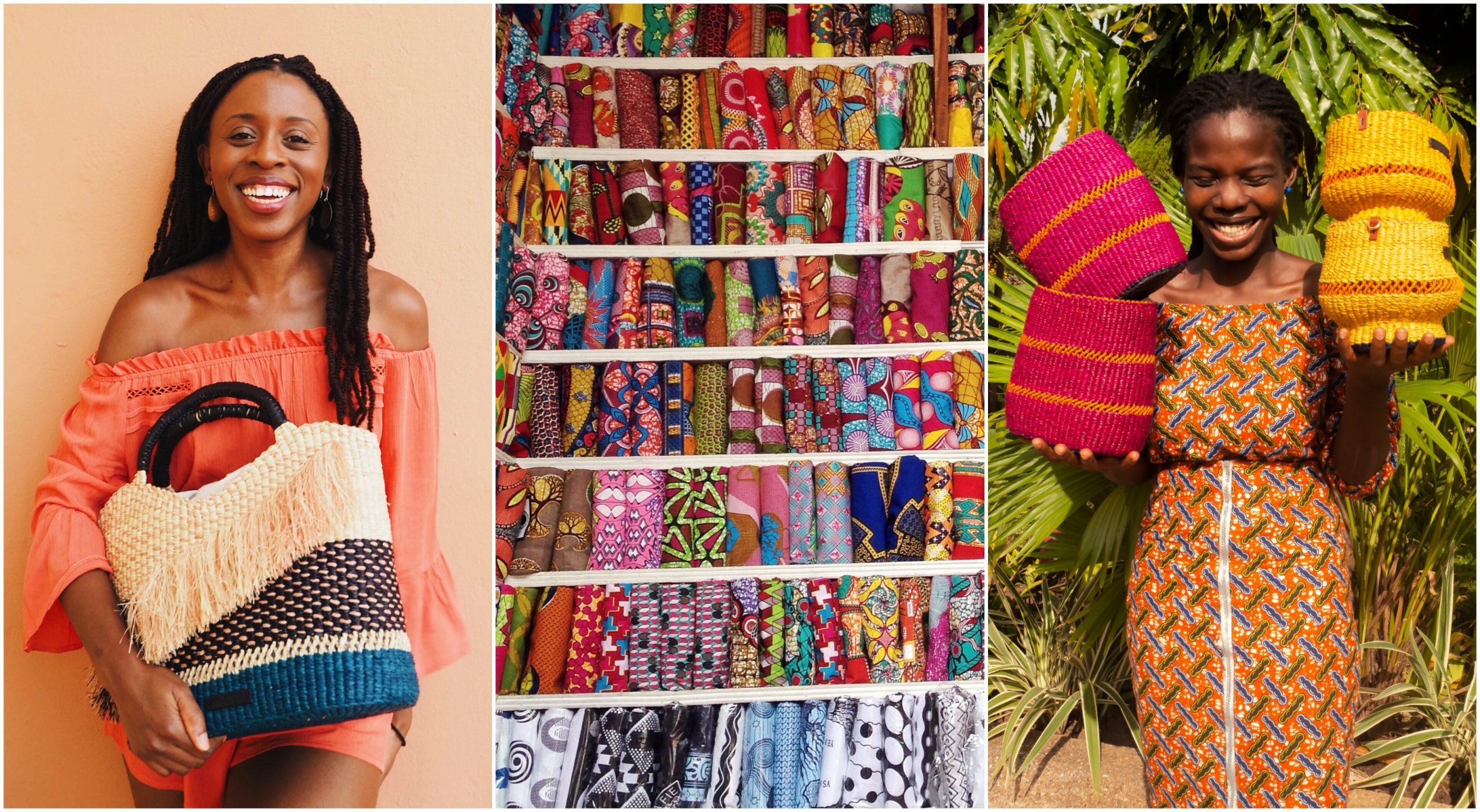 KU graduate's dream of woven bags around the world