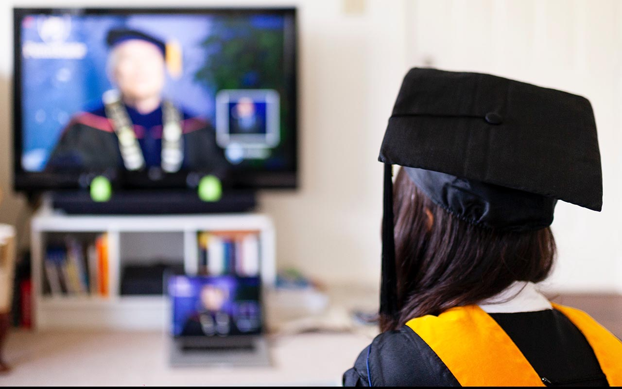 The pressure of being a first-generation university student