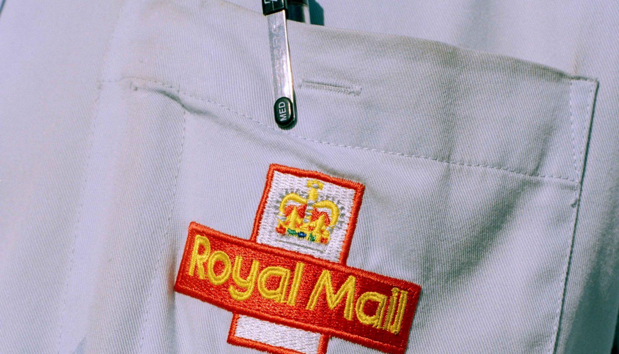 Royal Mail iconic logo