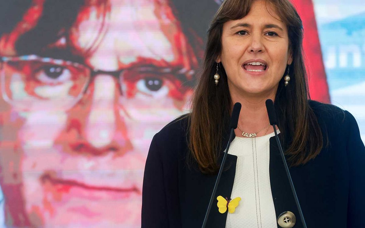 KU former lecturer could become Catalonia's first female president