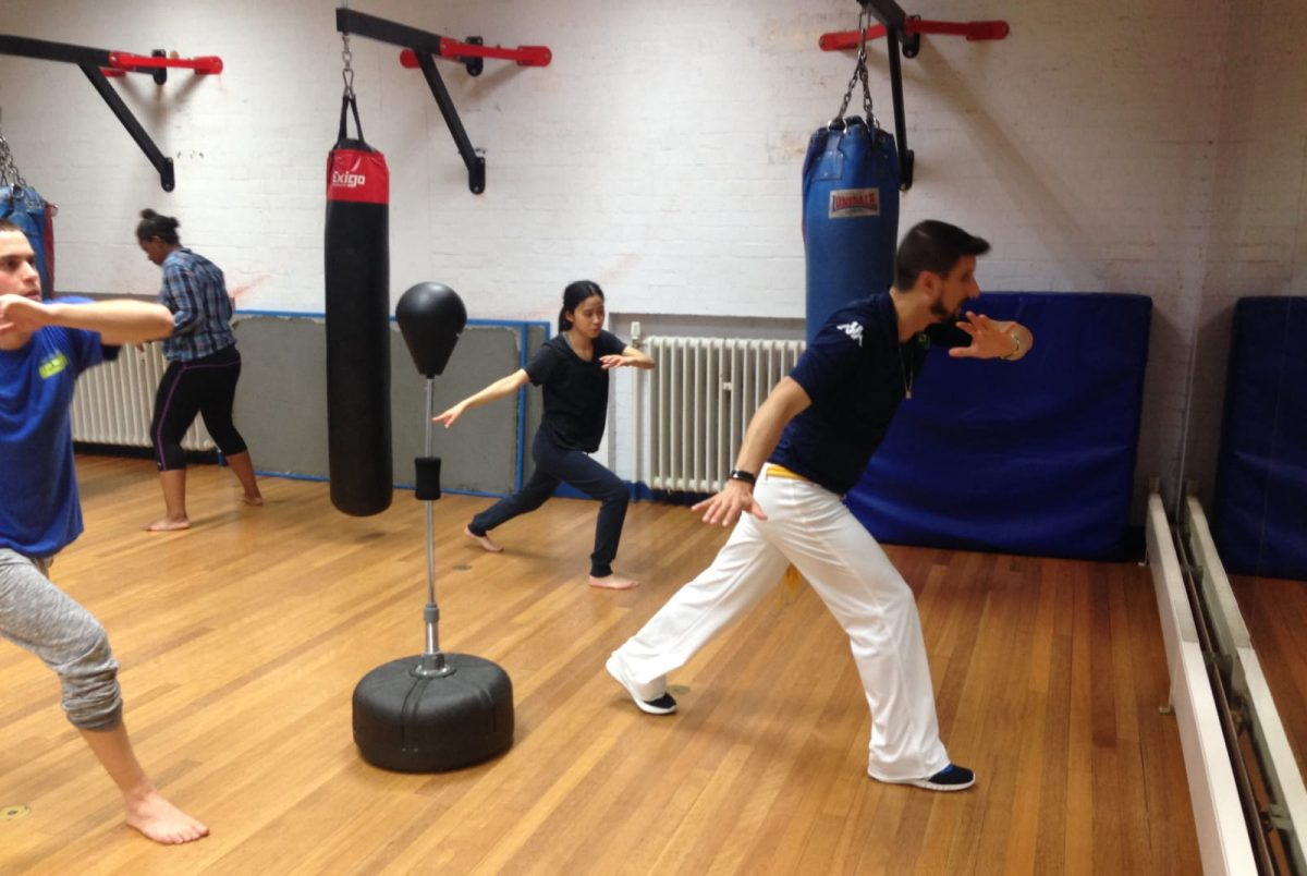 KU Capoeira club disappointed as funding cut by Student Union