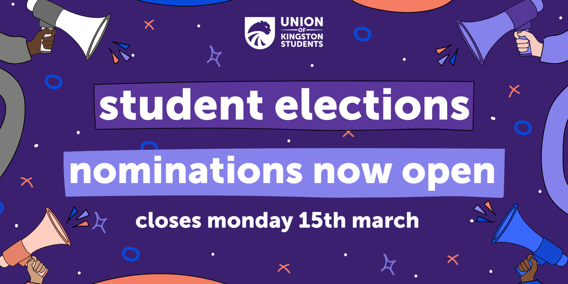 Student Union looking for new officers