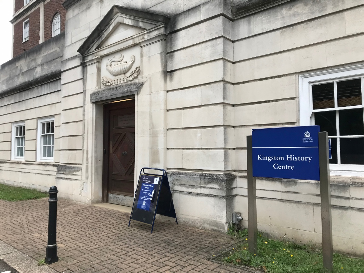 Kingston History Centre Guildhall