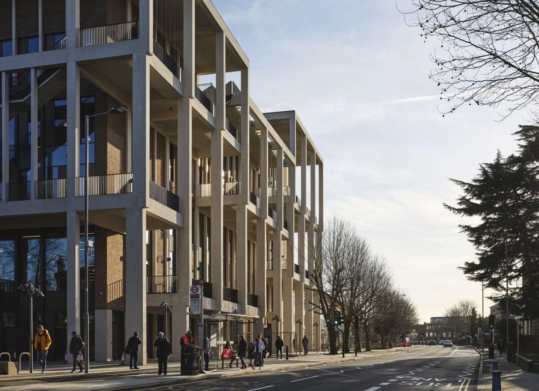 KU Town House wins RIBA Stirling Prize 2021